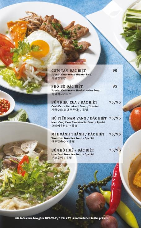 Điểm tâm sáng Việt Nam