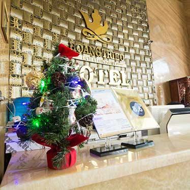 Khách sạn Hoàng Triều quận 7 2
