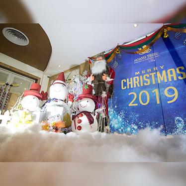 Giáng sinh 2019 tại Hoàng Triều 5