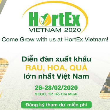 HortEx Vietnam 2020 14