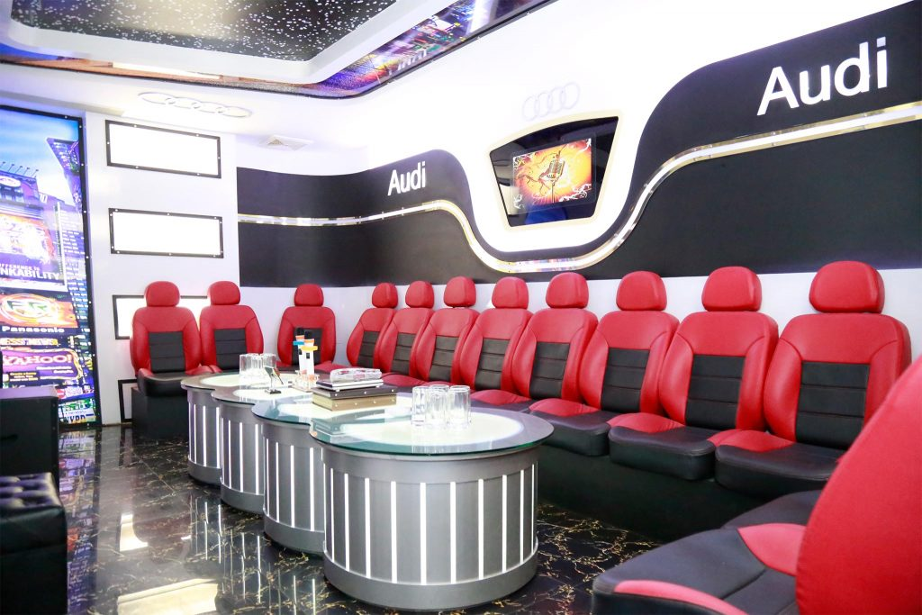 Hình phòng karaoke 69