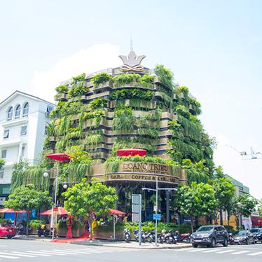 Top cà phê sân vườn đẹp tại 7 Quận TP. Hồ Chí Minh 1