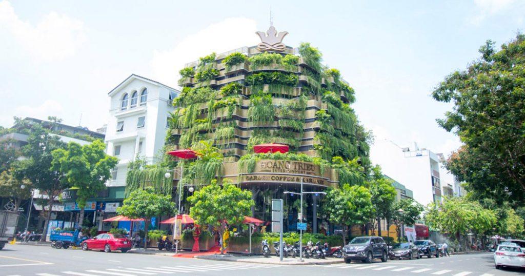 Top cà phê sân vườn đẹp tại 7 Quận TP. Hồ Chí Minh 2