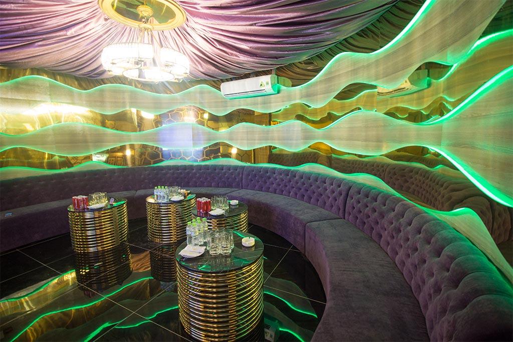 Hình phòng karaoke 109