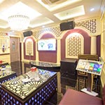 Hình phòng karaoke 168