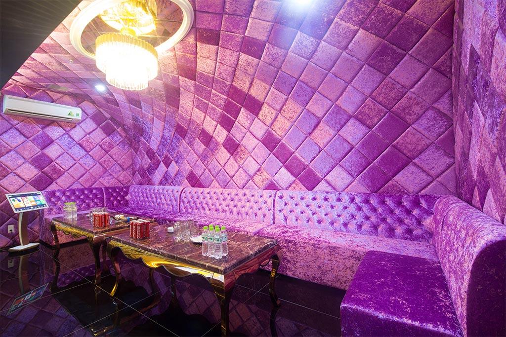 Hình phòng karaoke 115