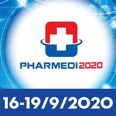 Triển lãm thiết bị công nghệ ngành y tế 2020 3