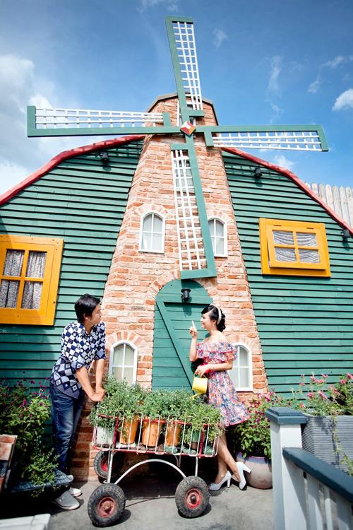 Top cà phê sân vườn đẹp tại 7 Quận TP. Hồ Chí Minh 20